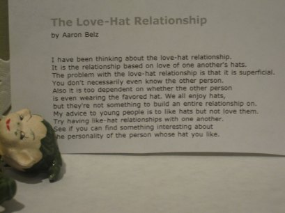 love hat relationship